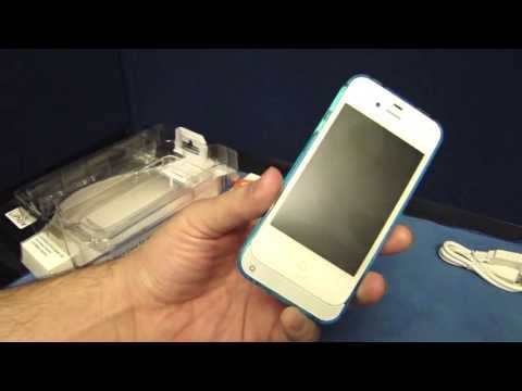 MOTA Extended Battery Protective Case iPhone 4/4s