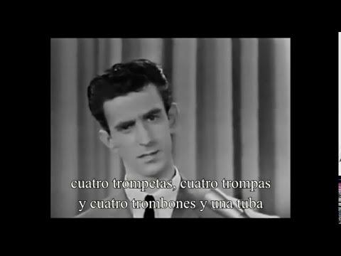 Frank Zappa en Steve Allen Show 4 de Marzo, 1963 - Subtitulado al español