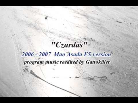 Mao Asada [2006-2007 FS]