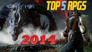 TOP 5 RPGs (Role Playing Games) of 2014