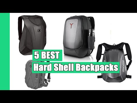 Backpack: 5 Best Hard Shell Backpacks in 2020 (Buying Guide)