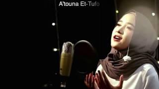 ( Lirik Lagu ) Atouna El Toufoule Cover By Sabyan (Lyrics)