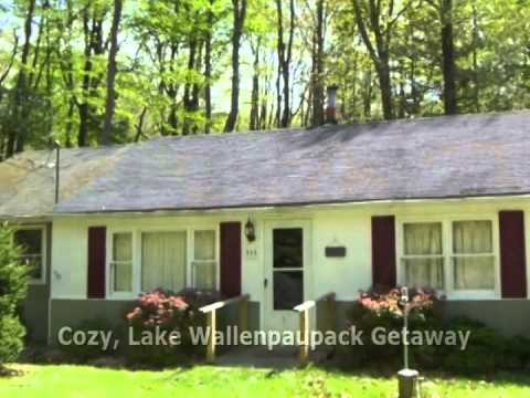Home for Sale Pike County PA - Hemlock Grove Vacation Getaway Video