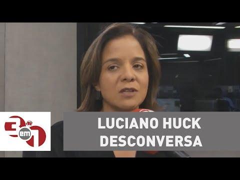 Luciano Huck Desconversa Sobre Eventual Candidatura à Presidência