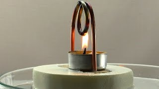 6 Amazing EXPERIMENTS with Magnets and other