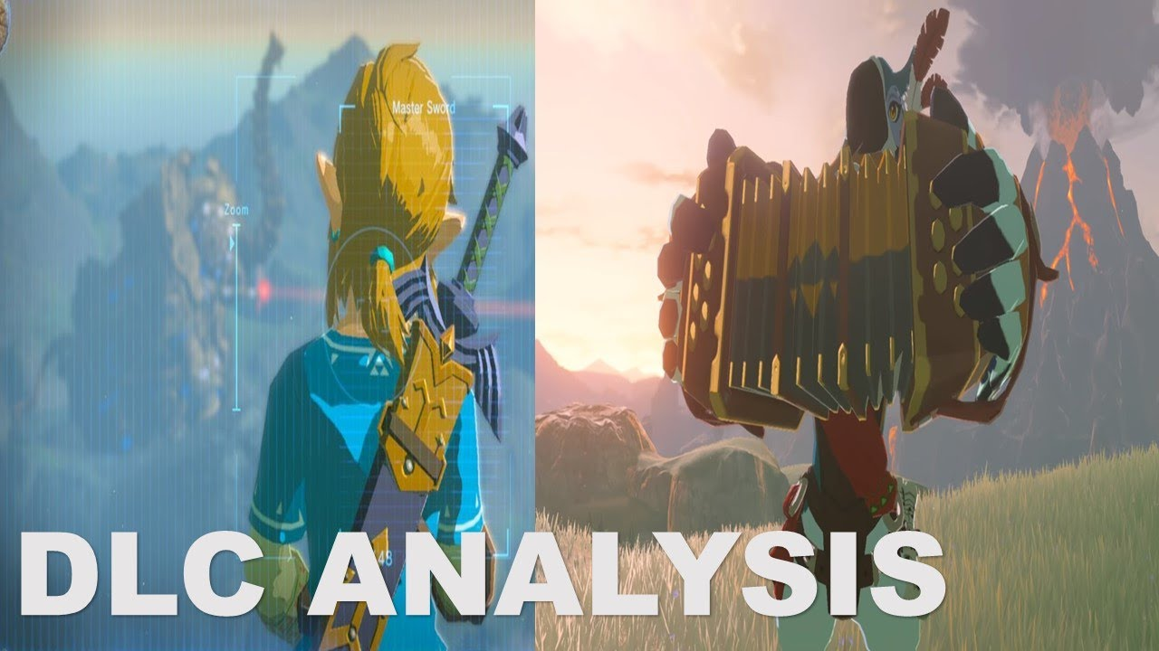 The Champions' Ballad Analysis (BOTW DLC)