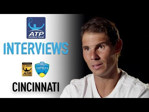Nadal Reacts To Reclaiming World No 1 Cincinnati 2017
