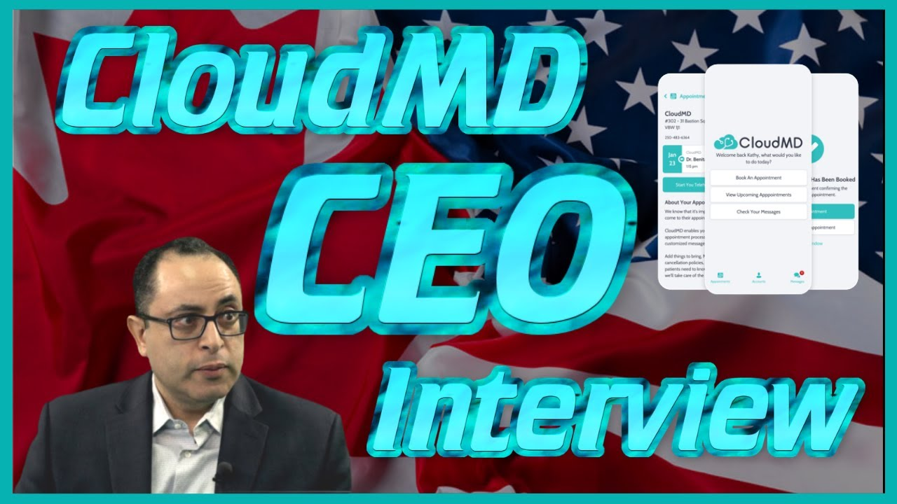CloudMD CEO Interview | TOP Stocks to BUY in September ...