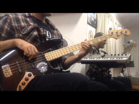 The Doobie Brothers - Listen to the Music Bass Cover