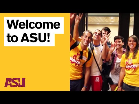 ASU International Student Orientation
