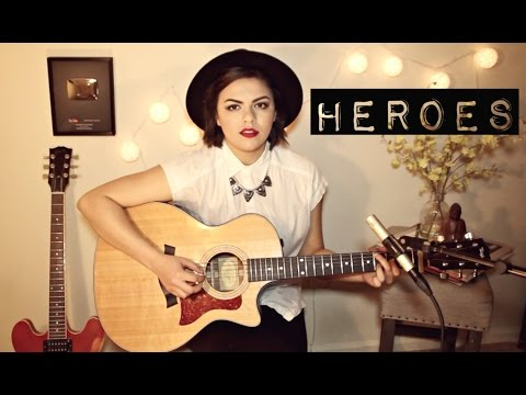 Heroes - David Bowie Cover