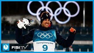 Primo argento da Pyeongchang: Pellegrino 2° nella Sprint
