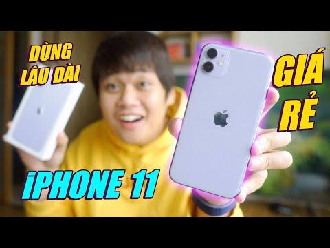 """REVIEW iPHONE 11 """"ĐẠI HẠ GIÁ"""" CUỐI NĂM 2020 - CÓ NÊN MUA DÙNG LÂU DÀI???"""