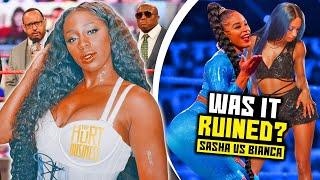Naomi JOINING The Hurt Business Sasha Banks vs Bianca Belair FAILURE WWE