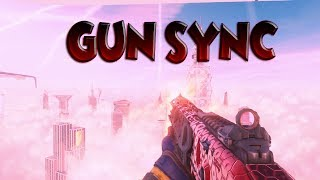 The Chainsmokers - Paris - Call of Duty Black Ops 3 Gun Sync (Remake)