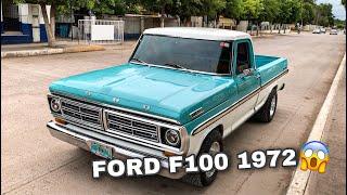 FORD F100 1972 DE COLECCIÓN || SINALOA STANG