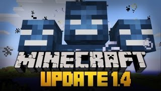 Minecraft Update 1.4 ( 1.4.2 ) - Pretty Scary Update - Nowa Żywność , Wither, Command Block !
