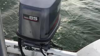 Moteur Yamaha hors bord 85 cv 2t