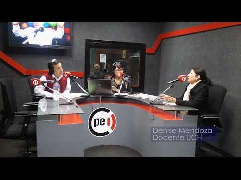 Denise Mendoza habla sobre el miedo a las matemáticas en Radio Nacional