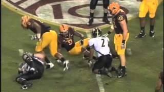 Arizona State Football Linebacker highlights 2010