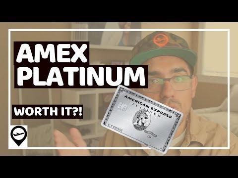 American Express Platinum Card - 13 Reasons It's Worth $550