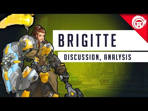 Overwatch Brigitte Discussion - Analysis and Opinion | OverwatchDojo
