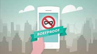 Campagne 'Maak je smartphone BoefProof'