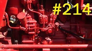 214# Życie zwyczajnego rolnika - Wymiana oleju pompy paliwa w T-25