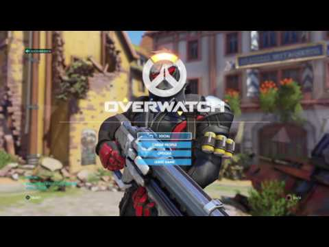 Overwatch Orissa montage and comp game