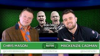 Rob Cross vs Ian White | Unibet Masters Preview & Predictions