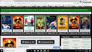 Watch Telugu Movies Online | Todaypk Telugu Movies 2018 Download 720p