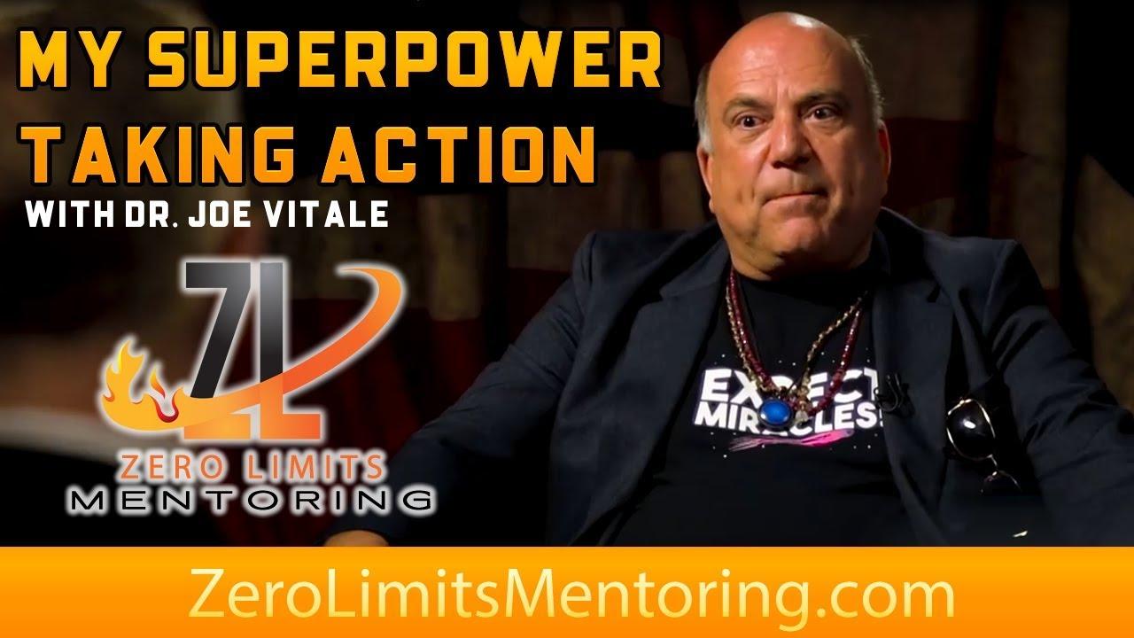 Dr. Joe Vitale - Taking Inspired Action
