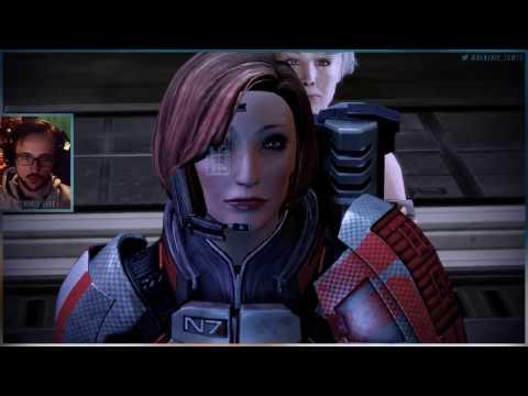 La Vraie Fin ! Mass Effect 2 #DLC 2/2 - Benzaie Live