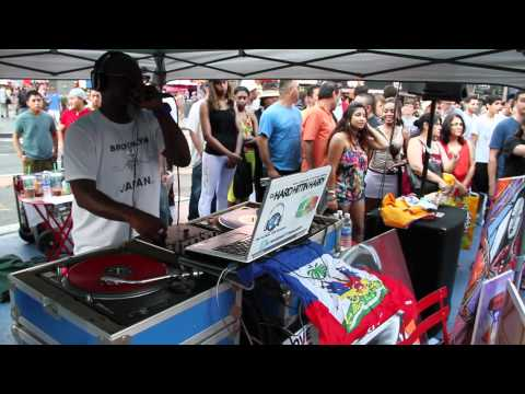 Love Saves Japan (Times Square NYC) with Hard Hittin Harry {Haitian All-StarZ}