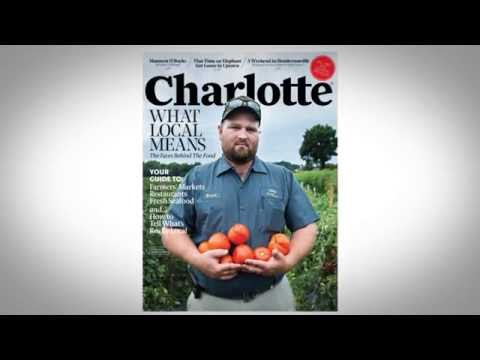 Charlotte Magazine Gets A Redesign