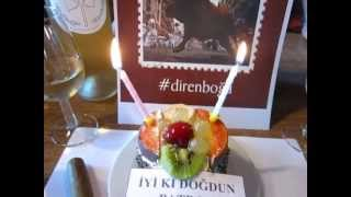 Berkan ACARMAN Doğum Günü 12 Temmuz 2013