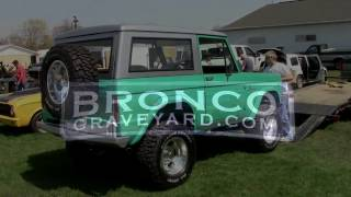 Bronco Graveyard May 2017 New Products