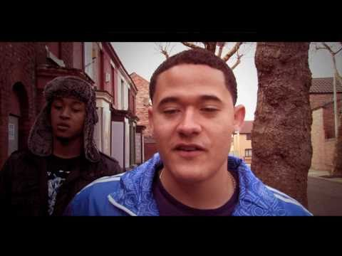 New Breeds - Merseyside ft Merki Waters (Official Net Video) (Dir by @Merki_Artist)