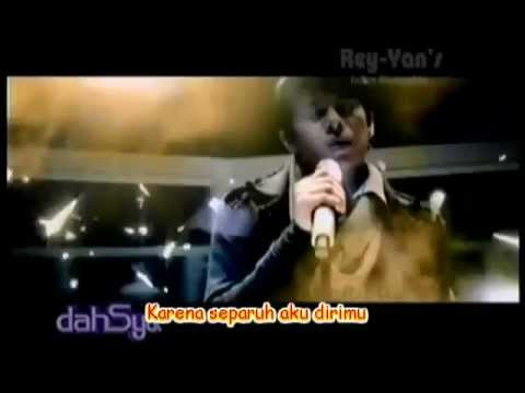 ARIEL NOAH BAND - Separuh Aku Official Video Clip MV HD + Lirik Lagu - YouTube.FLV
