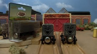 Wooden Railway Reviews - 1993-1994 Troublesome Truck