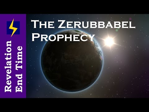 The Zerubbabel Prophecy, the End Time Prophet