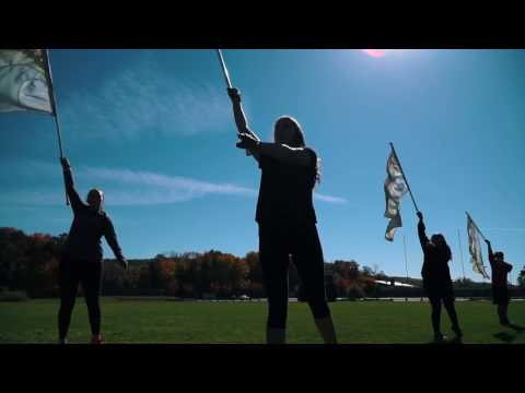 Ellington High School (CT)Marching Band and Color Guard