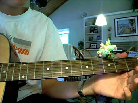 How to play Whiskey lullaby on guitar