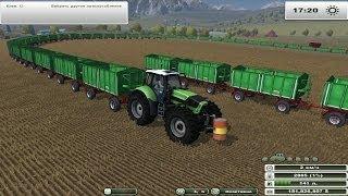 Farming Simulator 2013 101 Trailers HD