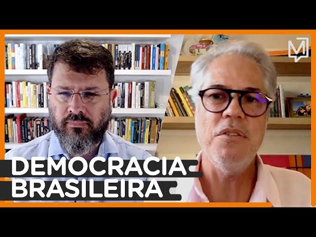 Conversas: Carlos Pereira e a democracia brasileira