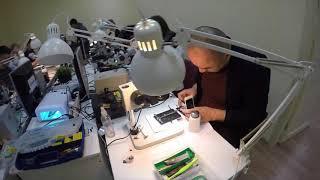 Курс обучения пайке BGA и другому ремонту телефонов в ближайшем городе.