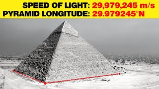6 AMAZING Pyramid Coincidences That CONFUSE Scientists