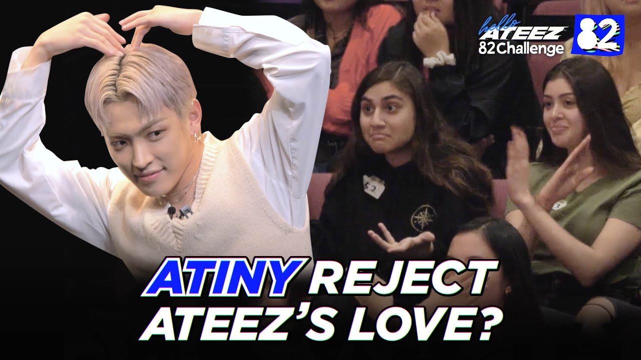 Download The Most Silent Fan Meeting By ATEEZ | 82Challenge EP.6