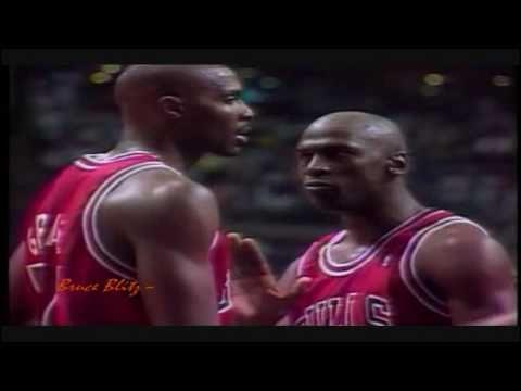 Michael Jordan Chicago Bulls 1991 NBA Championship run, the road to the trophy