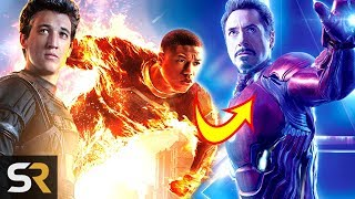 MCU Theory: Could The Quantum Realm Introduce The Fantastic Four?